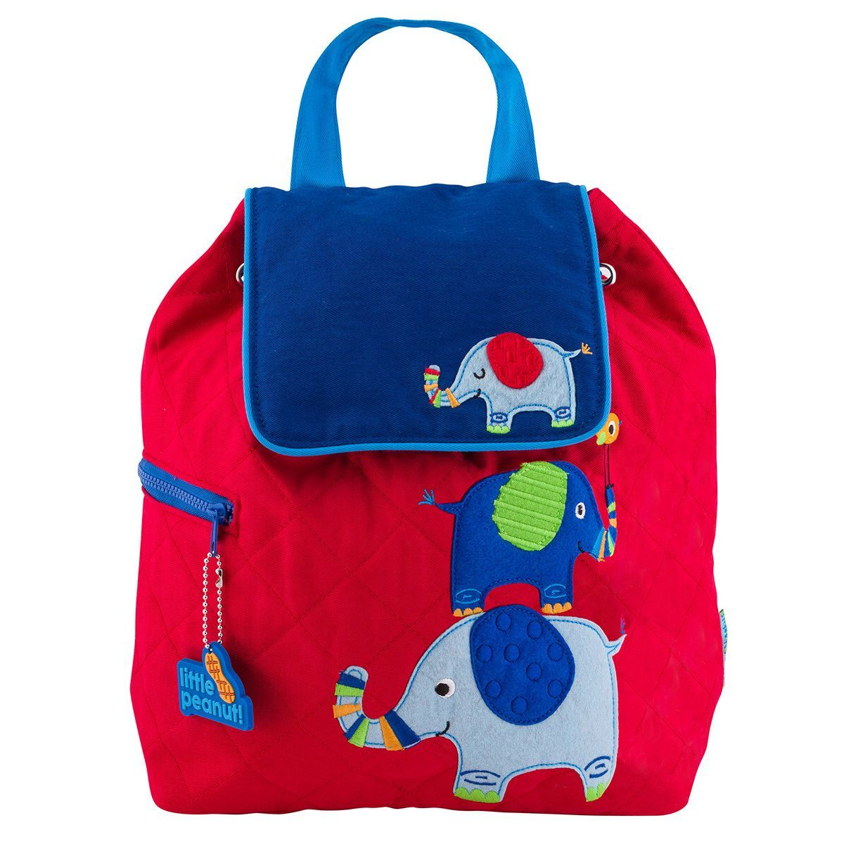 Stephen Joseph Quilted Backpack Elephant   Products   Pinterest ... 6533ca3685