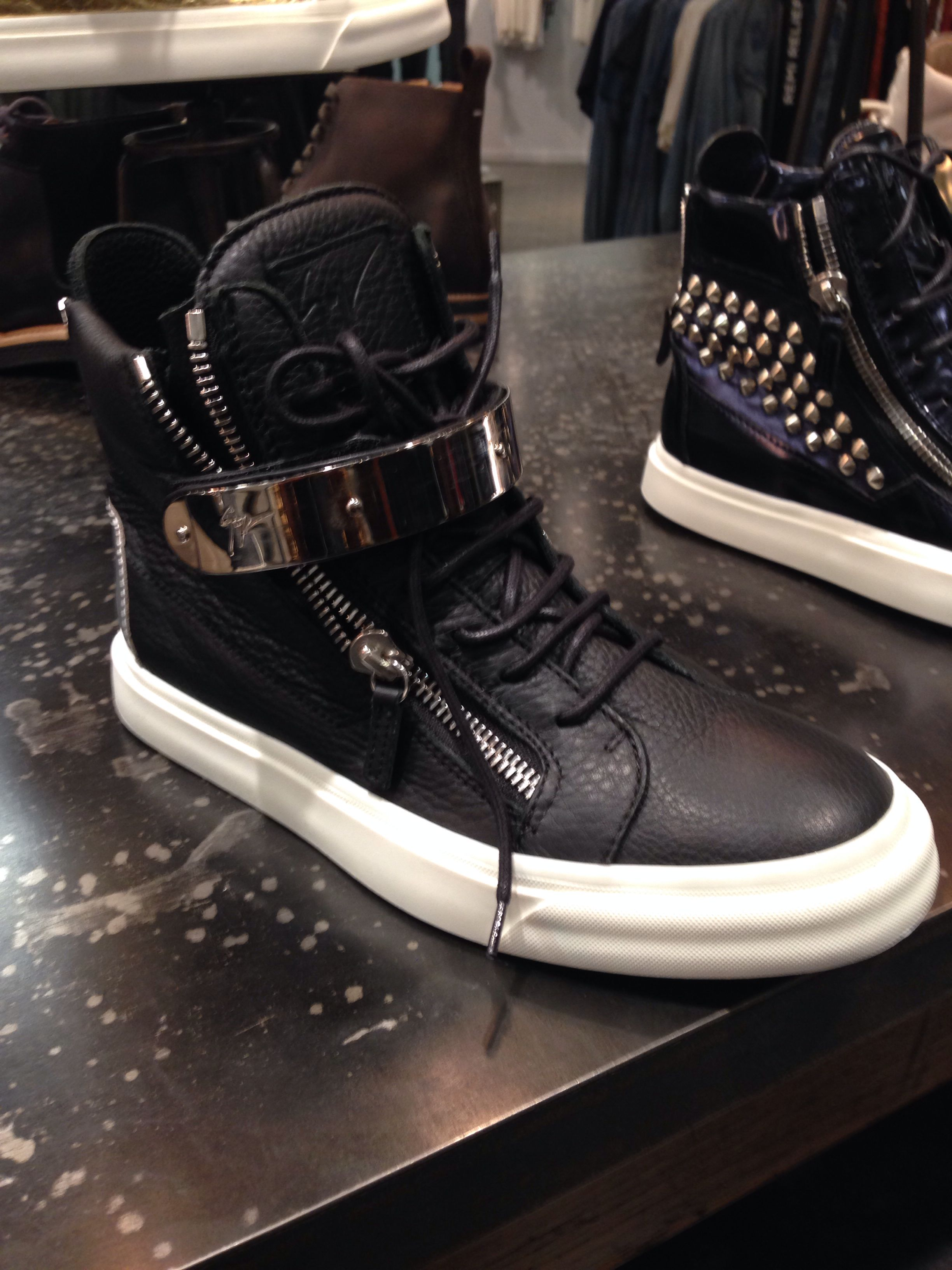 d24c095680837 Giuseppe Zanotti sneakers (men) @Saks Fifth Avenue Fifth Avenue Fifth Avenue