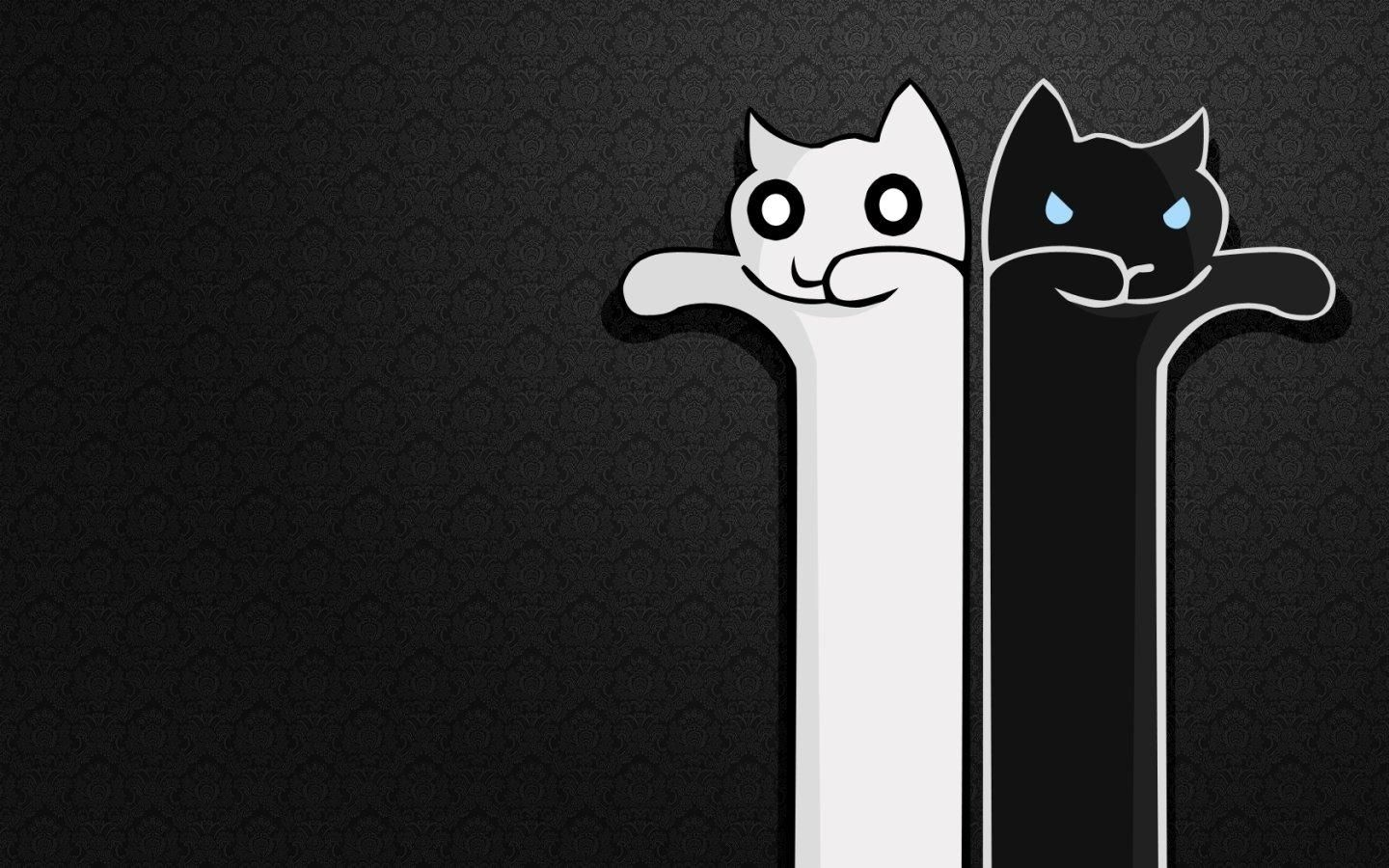 10 Latest Cute Black And White Wallpaper FULL HD 1080p For