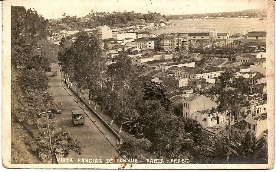 Fotos de Ilhéus - Bahia / Anos 50 - SkyscraperCity