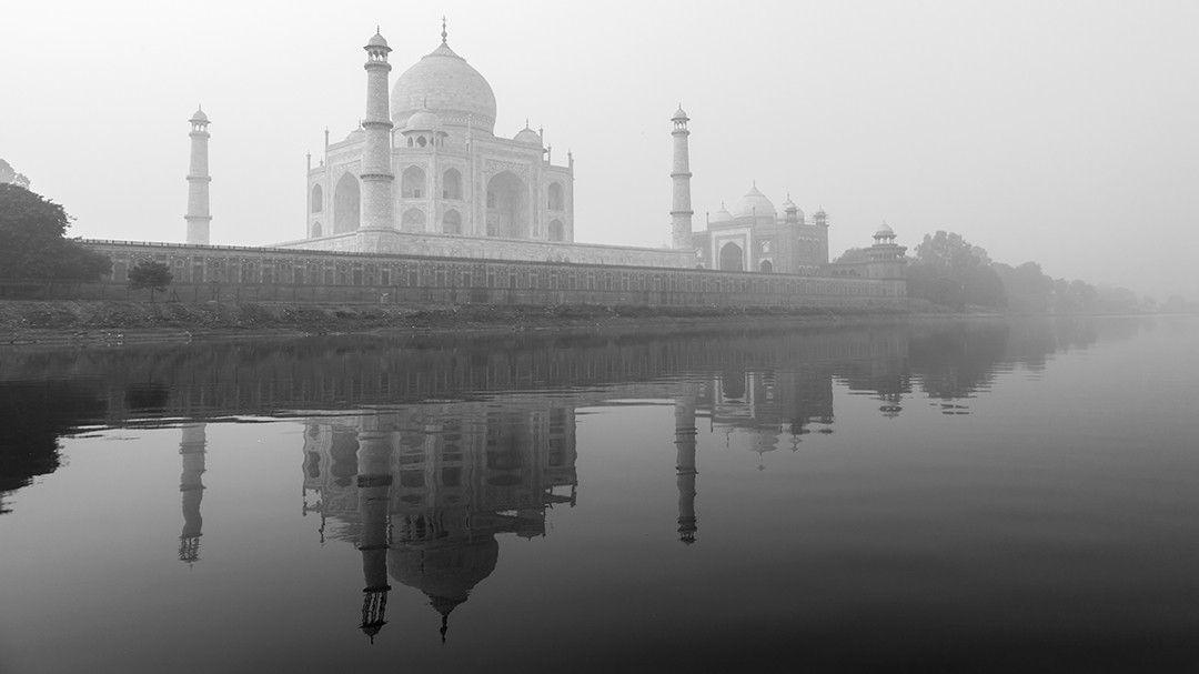 Photograph Taj Mahal by Mahesh Balasubramanian on 500px