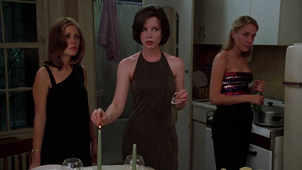 The Last Days Of Disco Whit Stillman 1998 Tara Subkoff Kate Beckinsale Chloë Sevigny Chloe Sevigny Last Day Disco