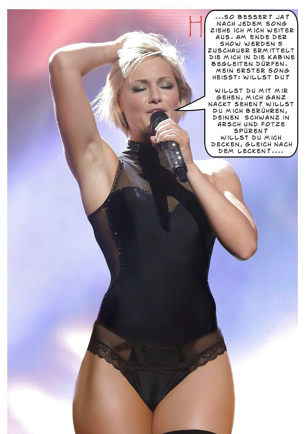 Helene fischer show nackt