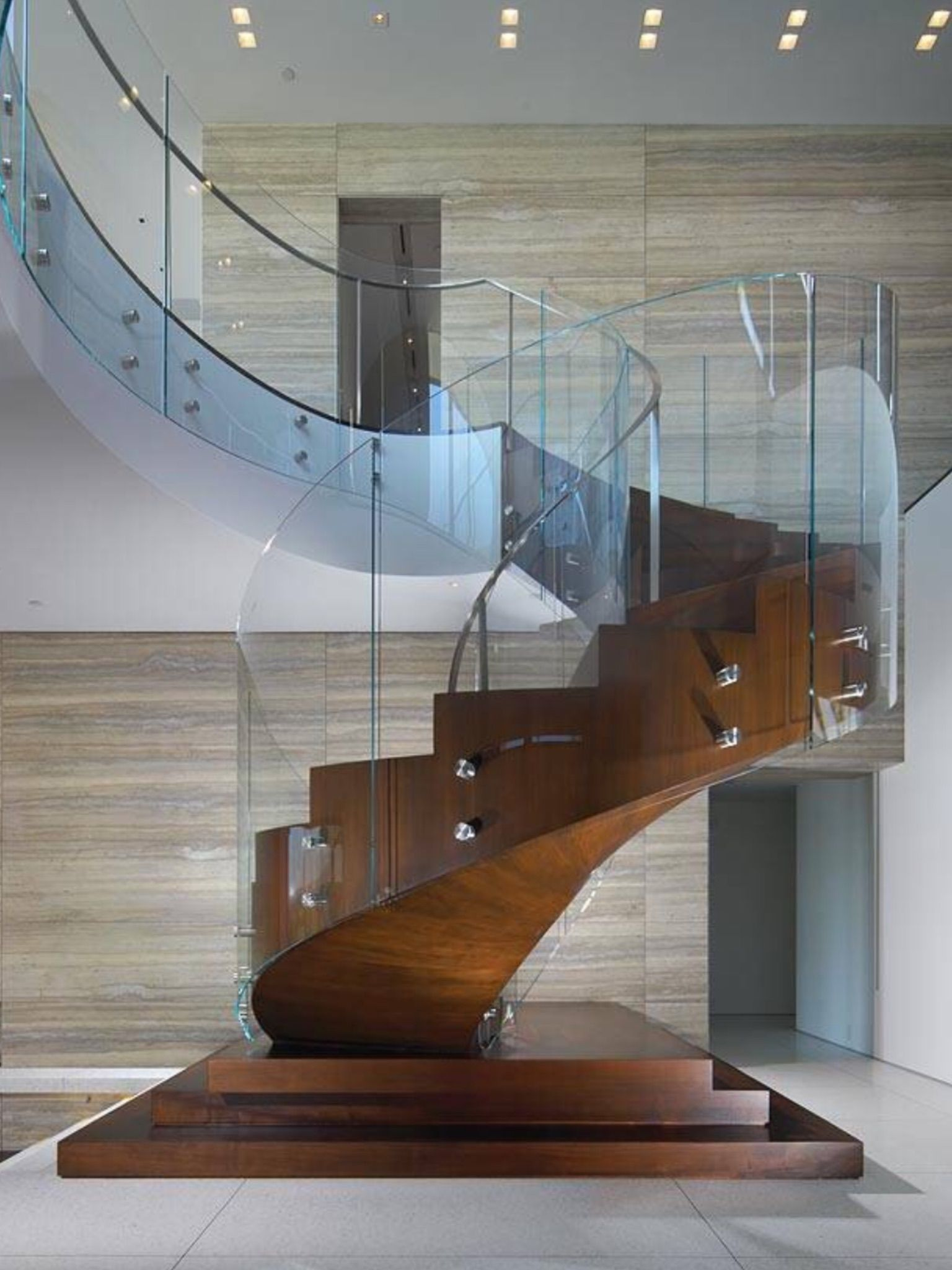 Best Pin By Jie Zhao On Stairs Luxury Homes House Design Home 400 x 300