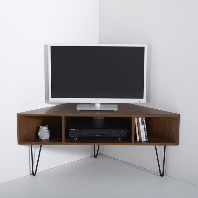 meuble tv d angle vintage watford in 2019 corner tv corner tv rh pinterest com