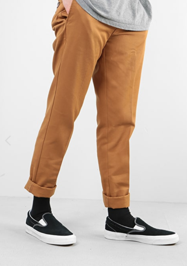 b7a8c65b87c44 FOR SALE: The 872 slim fit work pants provide a modern update to a classic  heritage style. Wrinkle resistant & stain release skate trousers.