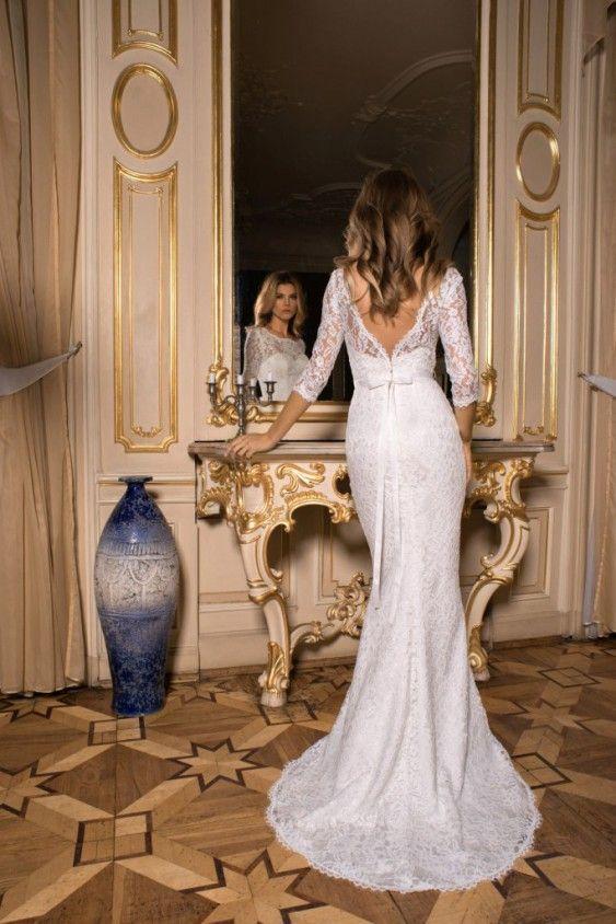 f78f861ab0b710 Весільна сукня 2016: Lite by DOMINISS у весільному бутіку «КРІСТЕЛ ...