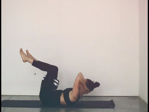 30fifteen yoga sequence to focus on your abs and shoulders