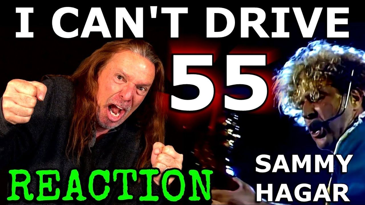 Vocal Coach Reaction To Sammy Hagar I Can T Drive 55 Ken Tamplin Learn More Https Kentamplinvocalacademy Vocal Coach Singing Techniques Hard Rock Songs