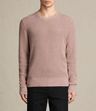 ALLSAINTS Trias Crew Sweater. #allsaints #cloth #