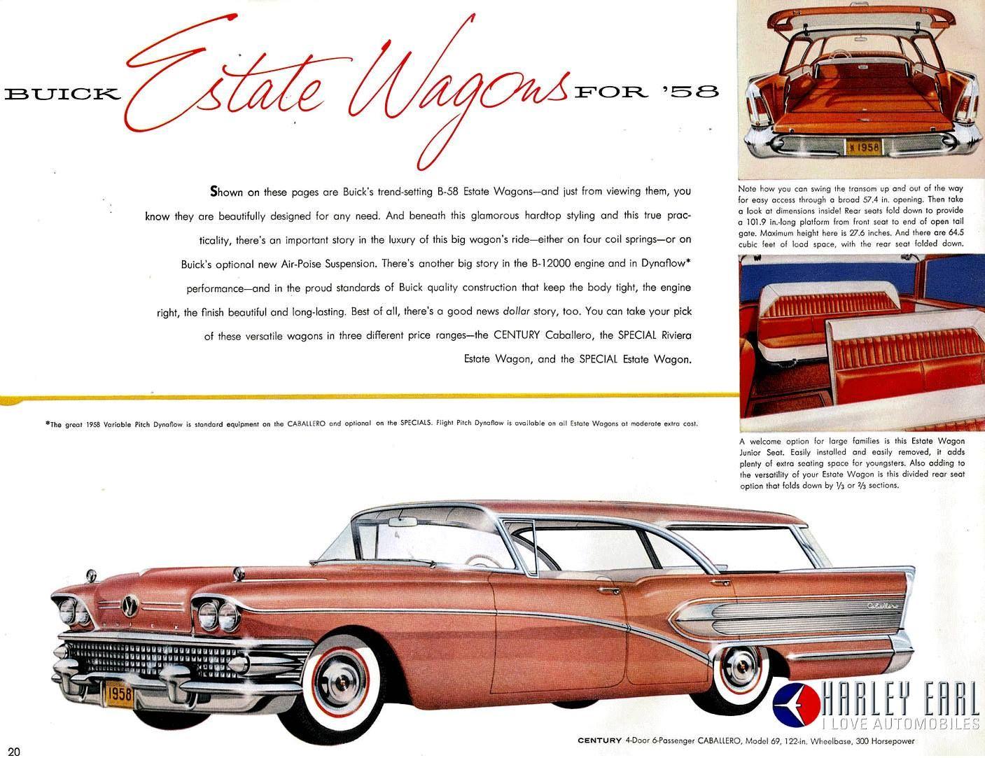 1956 ford customline wagon old car hunt - 1958 Buick Estate Wagon