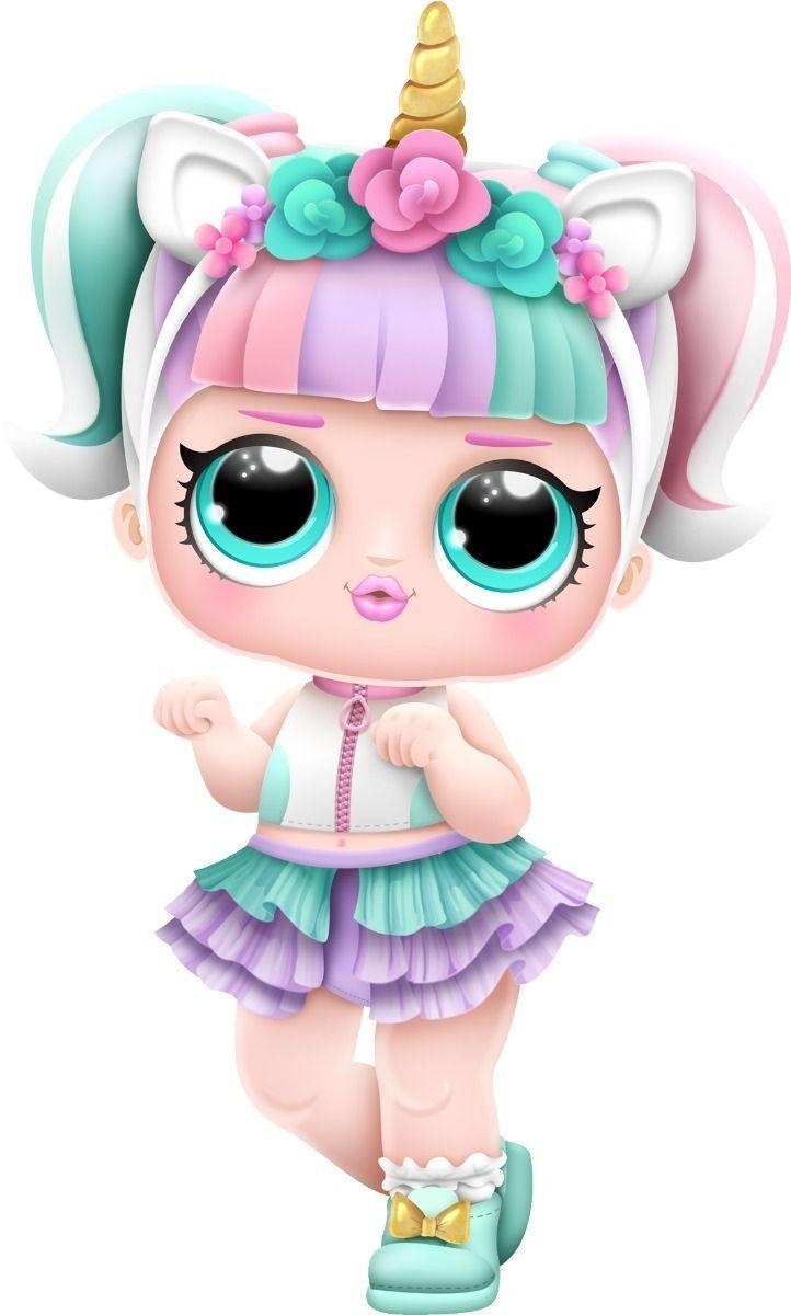 Producto Lol Lol Producto Lol Dolls Lol Doll Cake Unicorn Doll