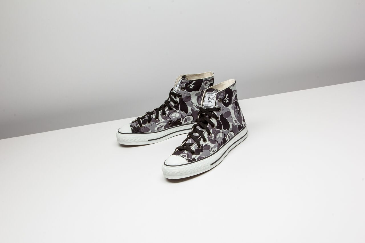 64b899e5b06c #bape #converse Converse CT Hi Bape. Find this Pin and more on Shoes ...