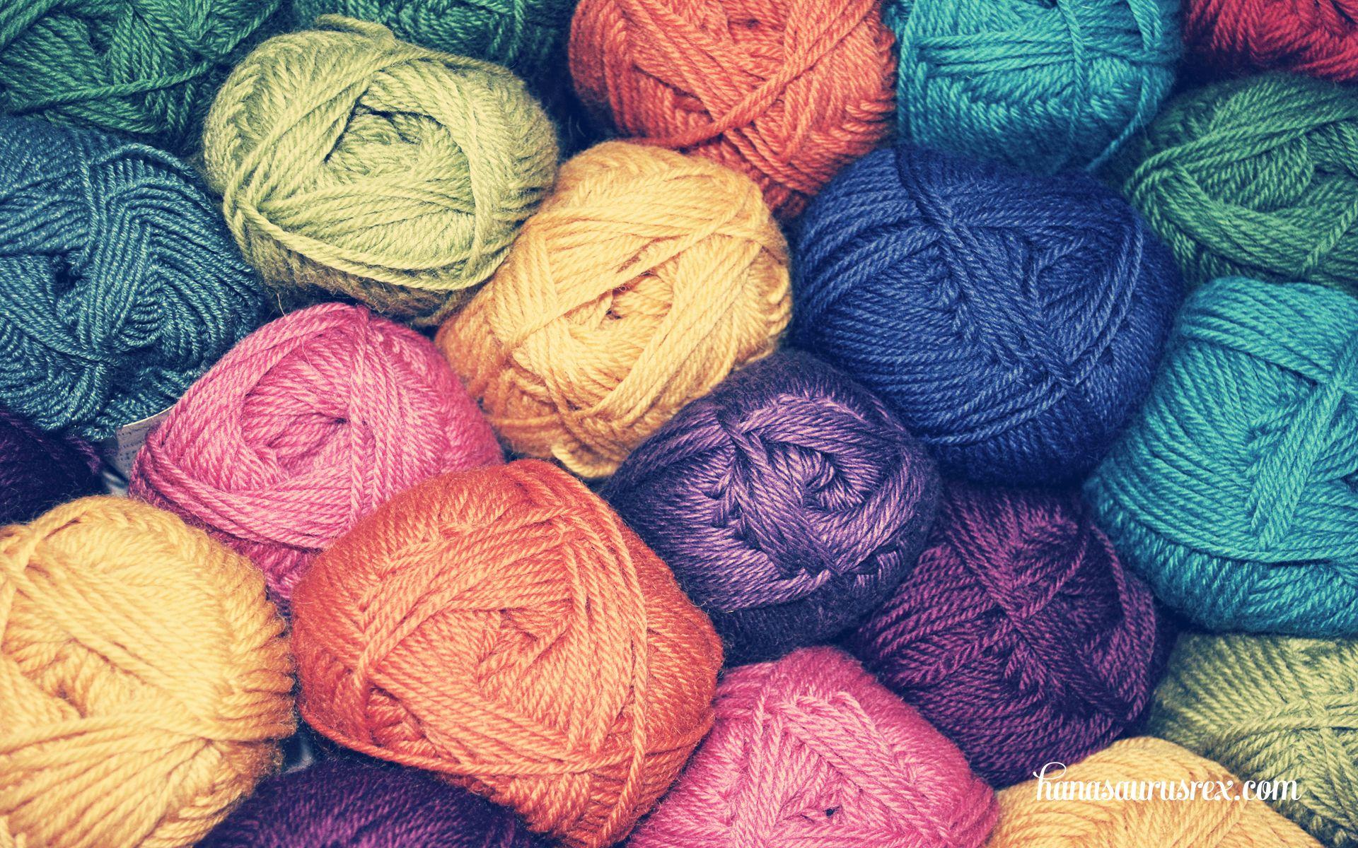 Yarn Hanasaurusrex Rawr Yarn Free Desktop Wallpaper Wool Crafts Yarn Colors Yarn