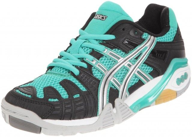 Asics Gel Progressive Blue Sportssko kvinner, squashsko  Sport shoes women, Squash shoes