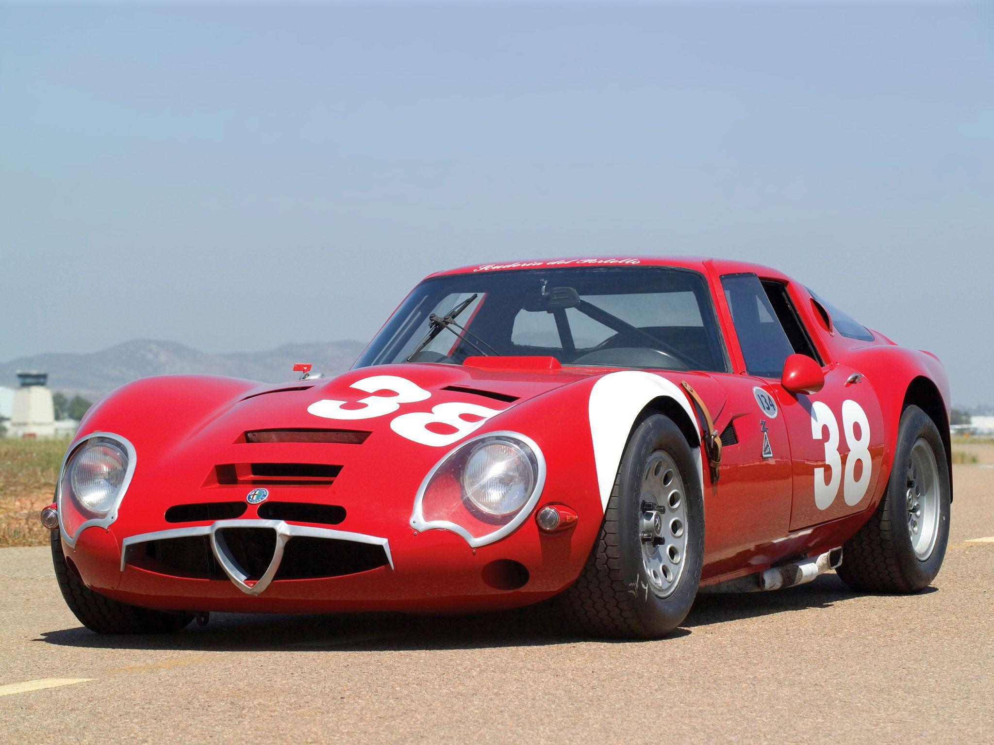 18 best images about Alfa Romeo Giulia TZ2 on Pinterest  Models
