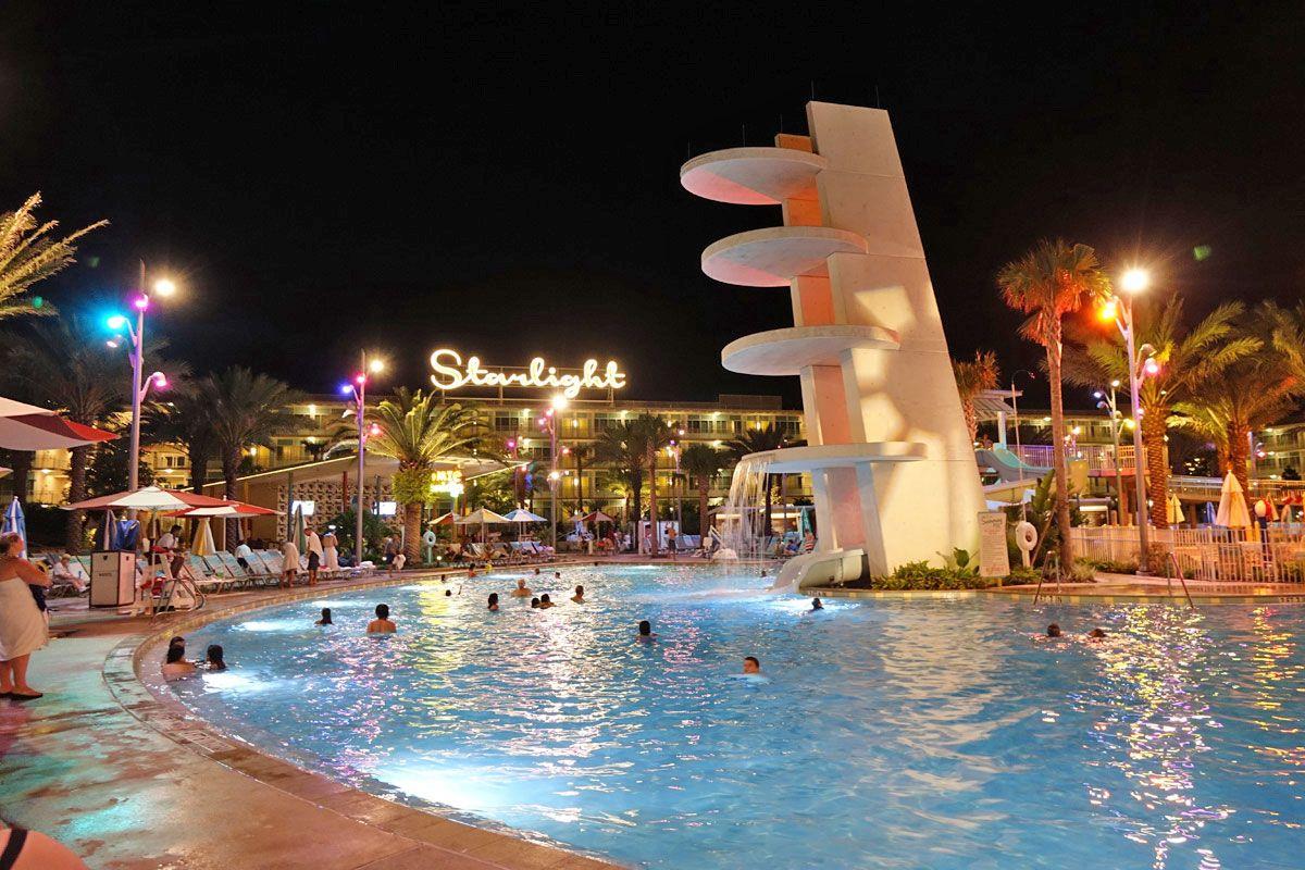 Universal S Cabana Bay Beach Resort Pool