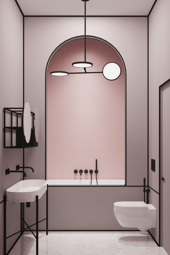 European Inspired Design Our Work Featured In At Home Interior Amazing Bathroom Interior Design