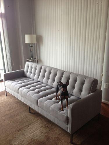 Sullivan Sofa In Expectation Grey