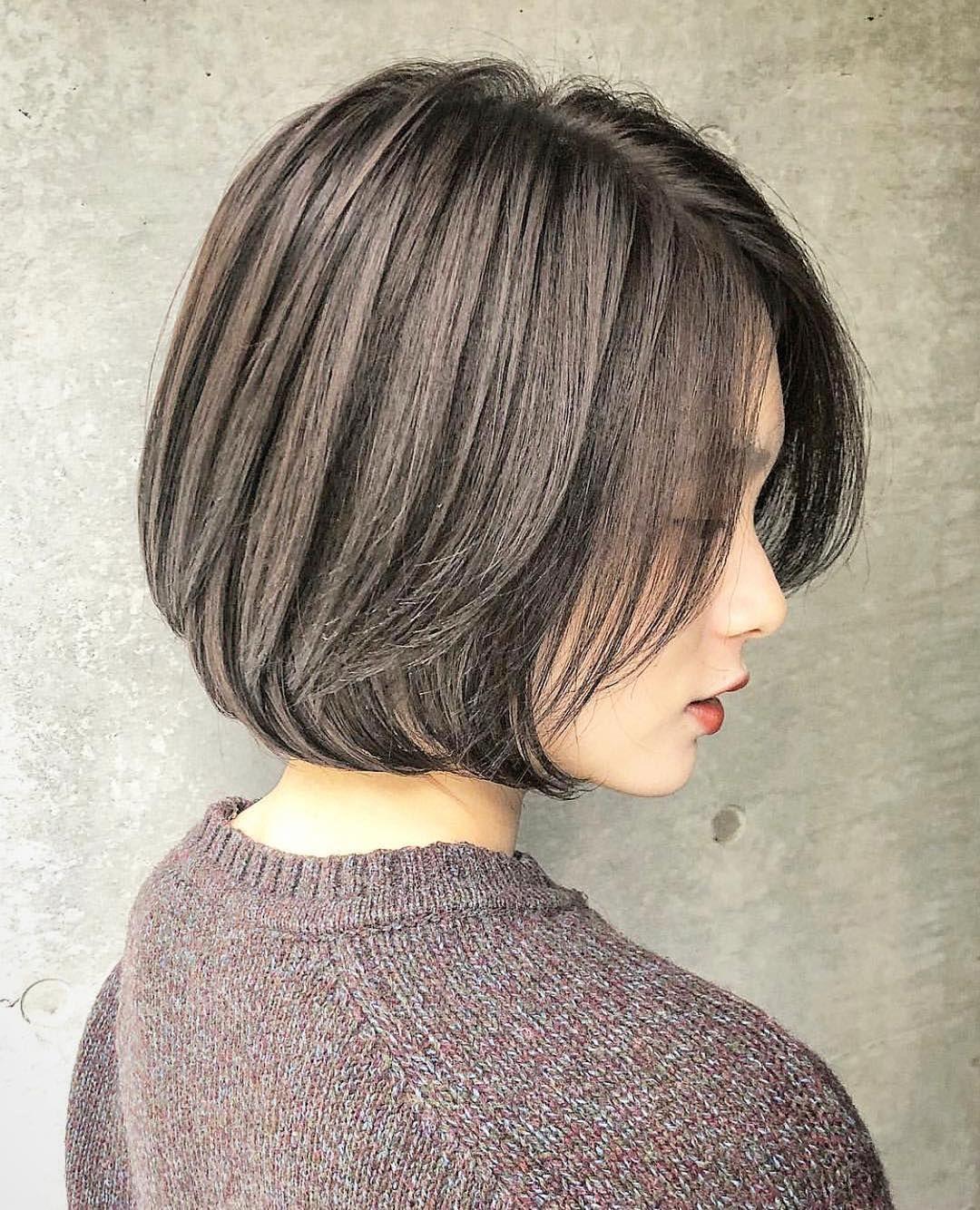 ショートボブ メイクイット ショートボブの人気の髪型をイメージ別に