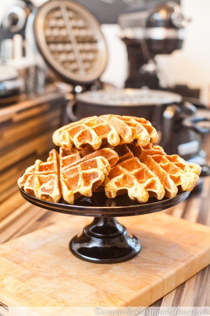Photo of Fluffy curd waffles | delicious makes you happy