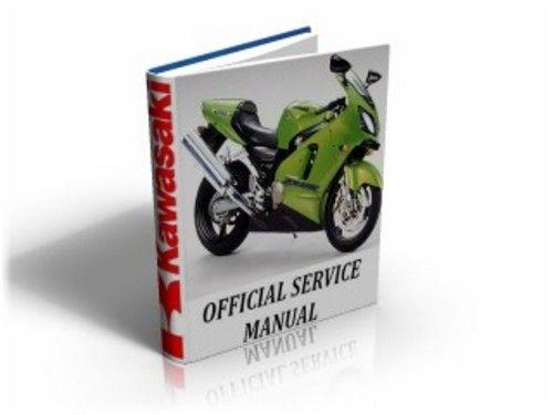 kawasaki ninja zx 12r zx 12 r zx 1200 2000 2003 service manual rh pinterest com 2002 ZX1200 2000 ZX1200