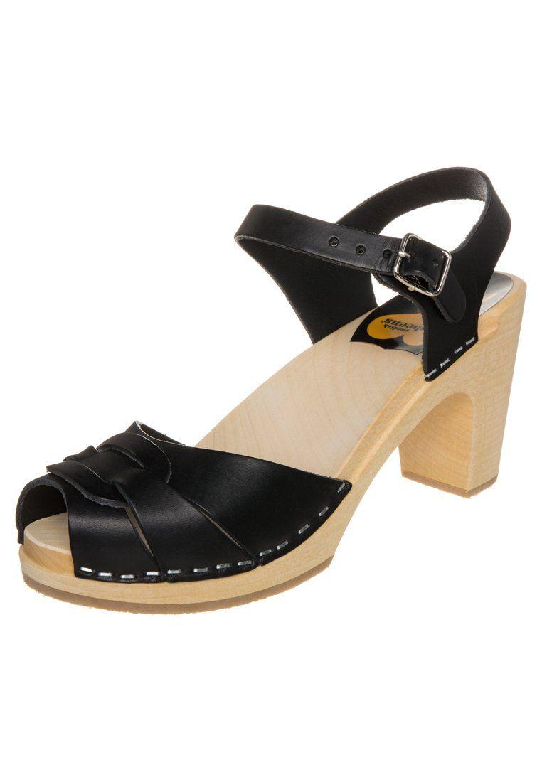 on sale 1facc 9416e High Heel Sandalette - black/nature @ Zalando.de 🛒 | choose ...