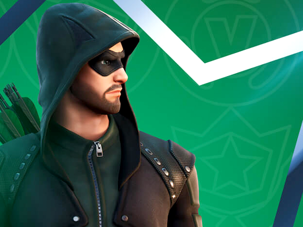 Dc Comics Green Arrow Is The Featured Skin In Fortnite S Second Crew Pack Subscription Bundle Onmsft Com Fortnite Dc Comics Green Arrow