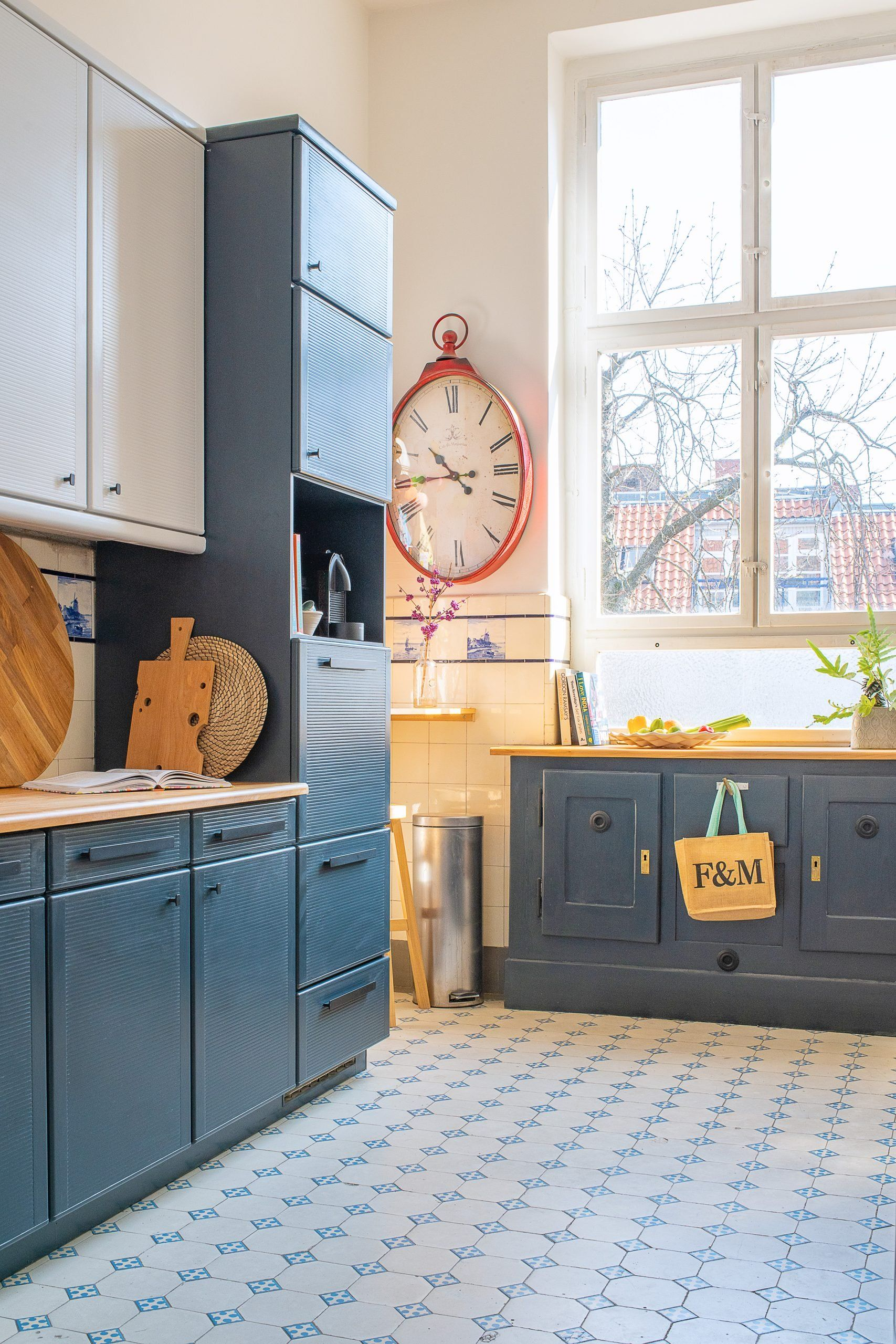 Do Painted Kitchen Cabinets Last? What Our Painted Kitchen ...