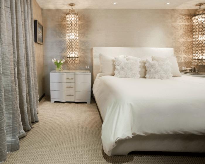 Schlafzimmer Lampe Hangend: Deckenleuchten hängend raffiniert lampen ...