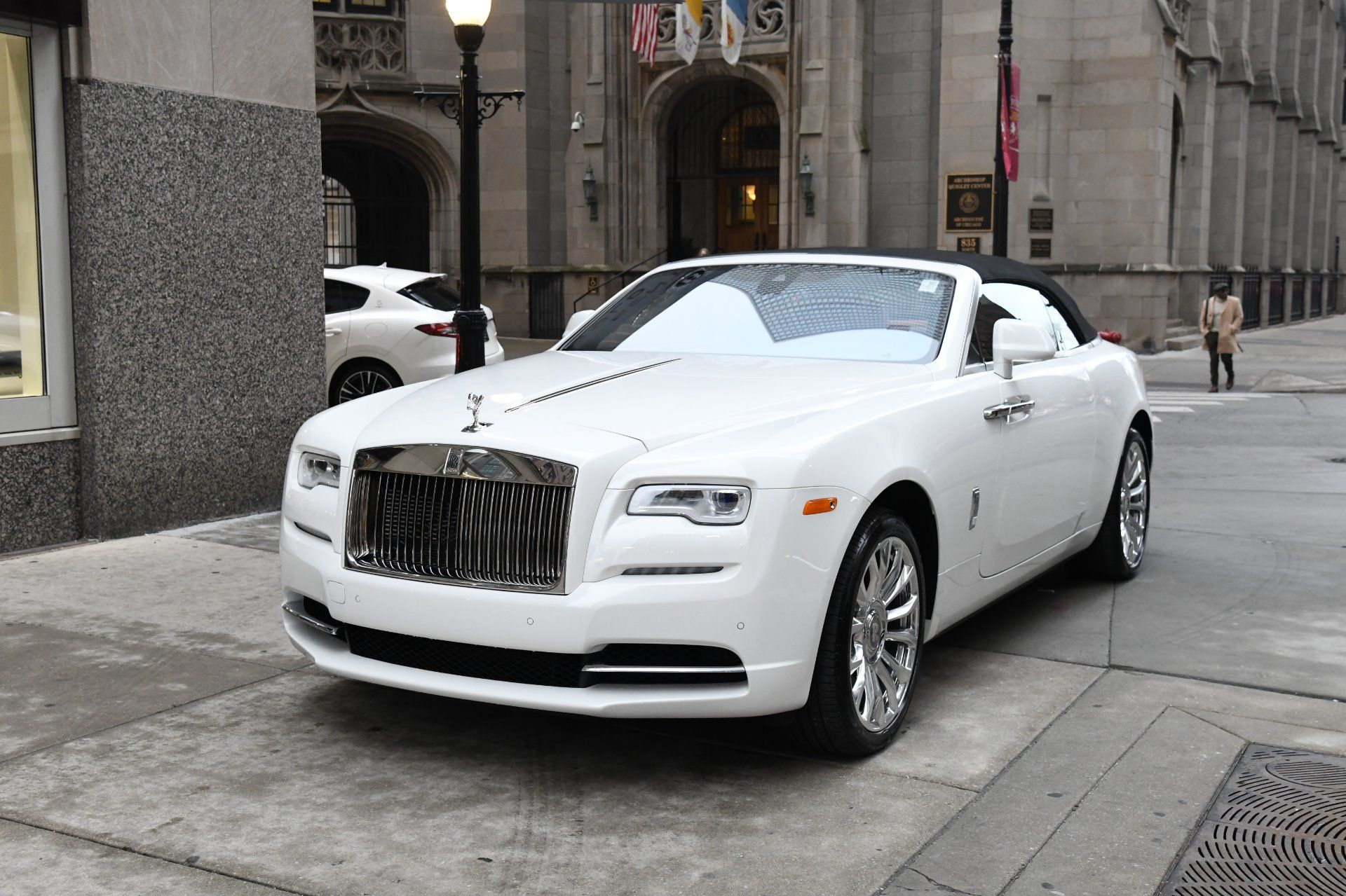 Photo of For sale : 2020 Rolls-Royce Dawn – Chicago Exotic Car Dealer  – United States
