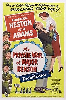 Download The Private War of Major Benson Full-Movie Free