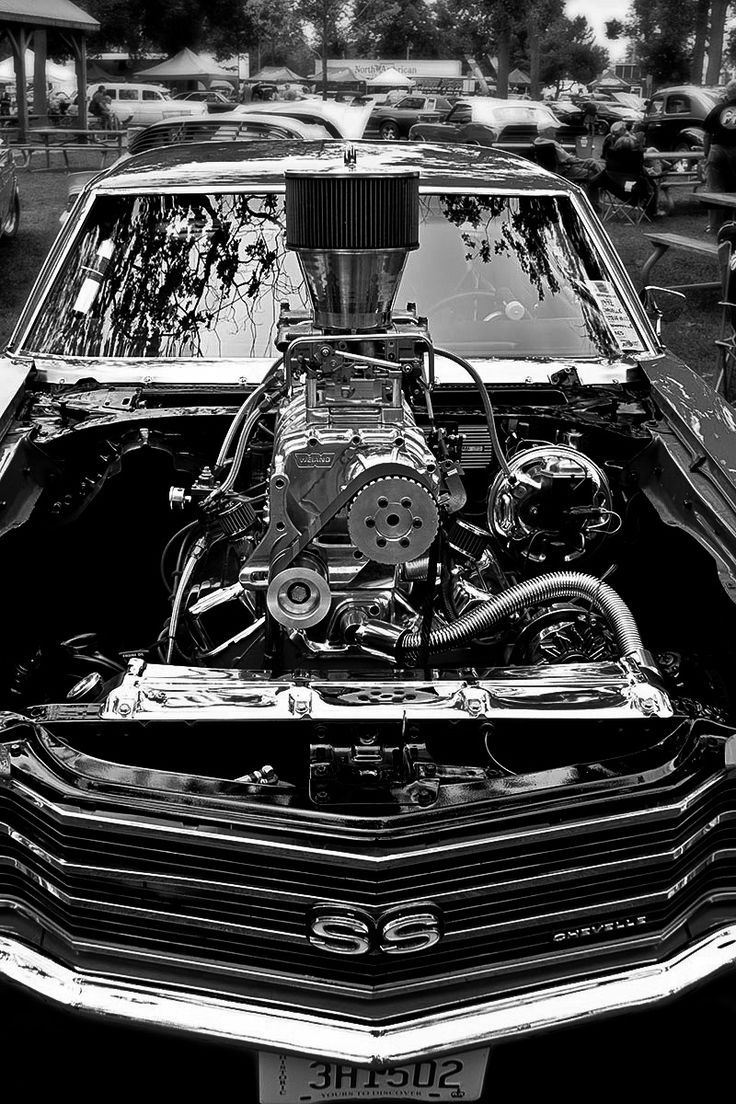 For however you choose to restore your Chevelle, make sure you ...