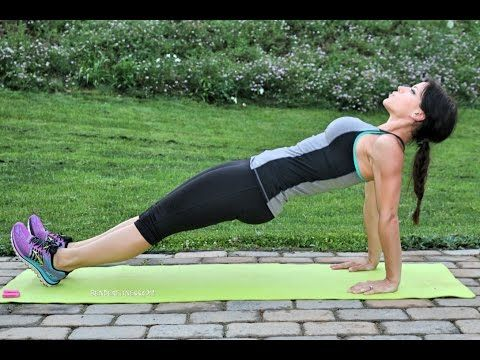 plank abdominal exercise youtube
