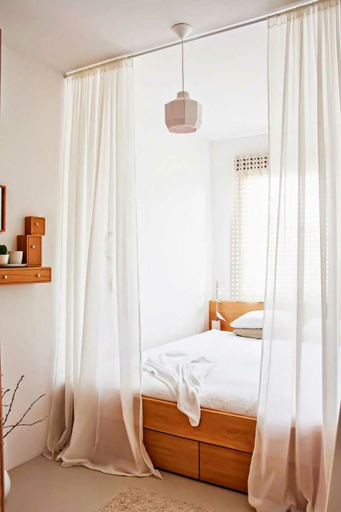1001 + Ideen für kleine Räume einrichten zum Entlehnen