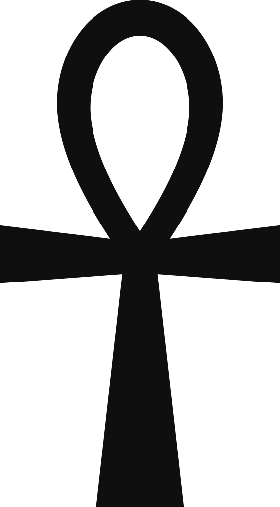 The Ankh Is An Ancient Egyptian African Symbol Which Represents