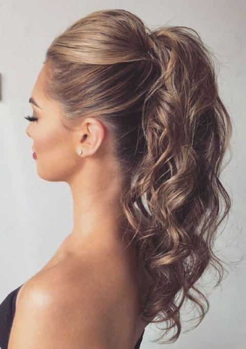 Les coiffures la nuit que vous pouvez faire vous-même