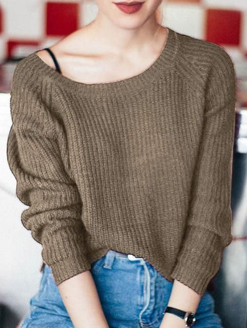 f6faa6935b56ce Everyday Sweater