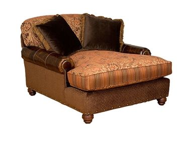 Living Room Furniture Hickory Nc shop for king hickory charlotte fabric/leather chaise and half