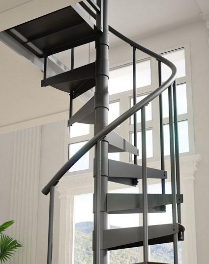 Best Economy Spiral Staircase Paragon In 2020 Spiral 400 x 300