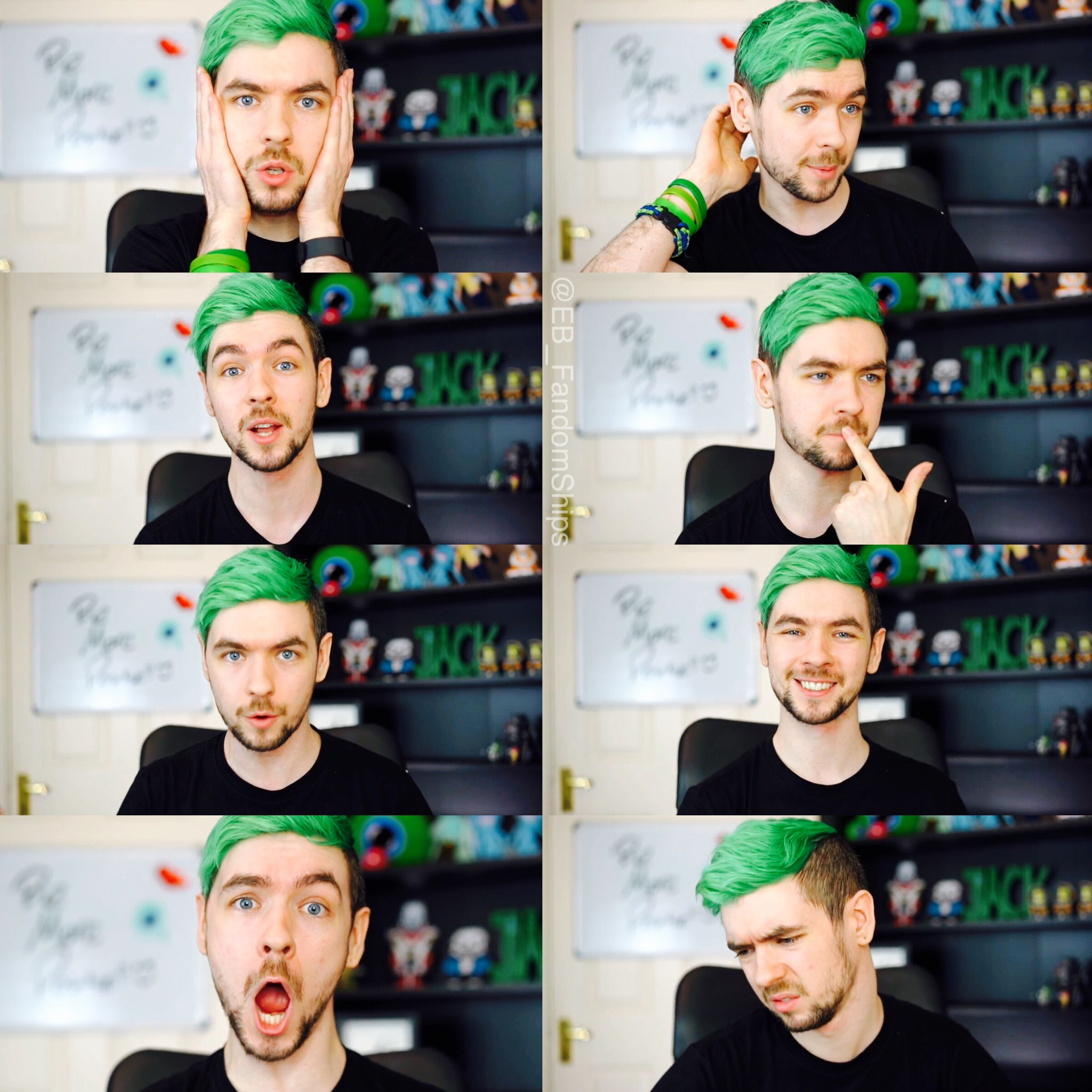 32 Best Jack (Green) images | Markiplier, Sean william