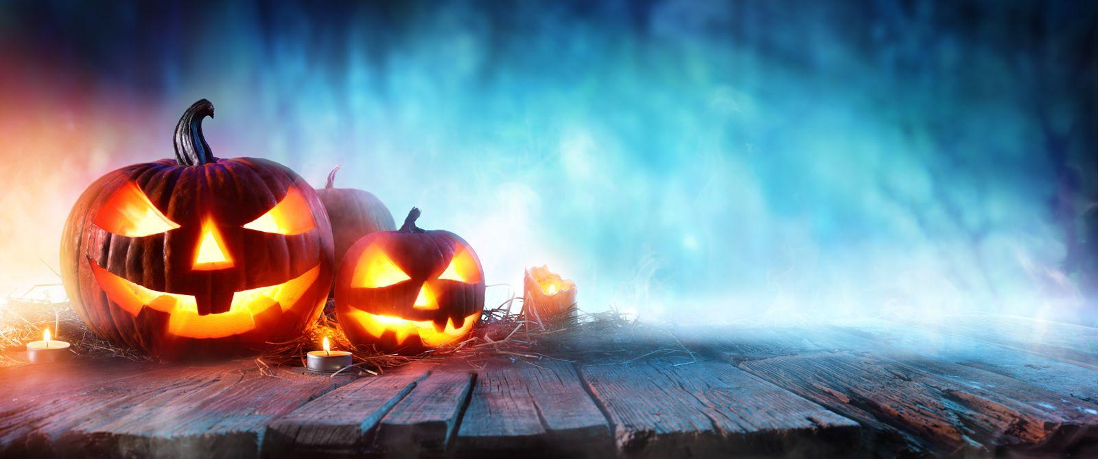 F1RST GmbH Vermarktungsexperten Halloween kürbis
