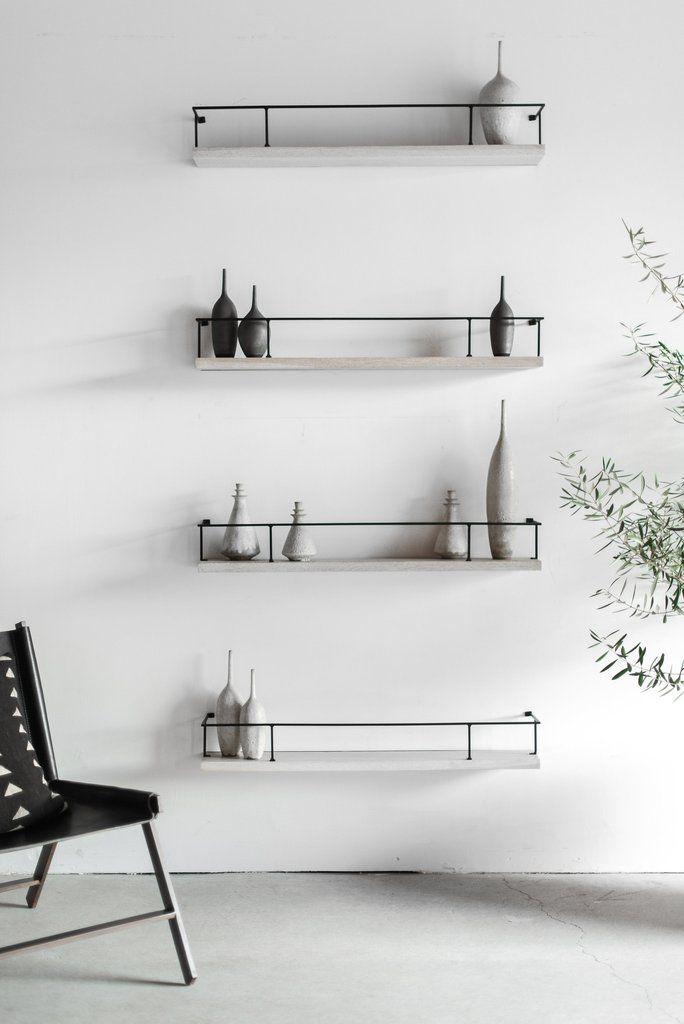7 Astonishing Floating Shelves Ideas