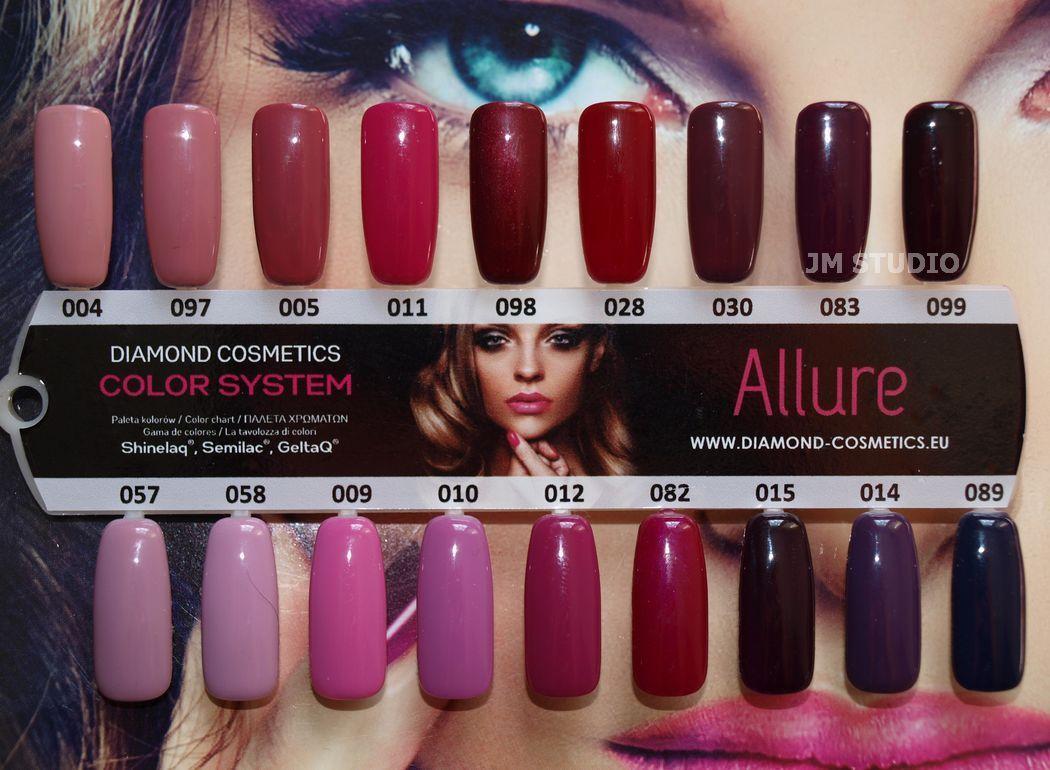 Lakiery Hybrydowe Semilac Nowe Kolory Gratis 5476464966 Oficjalne Archiwum Allegro Indigo Nails Solid Color Nails Gel Nails