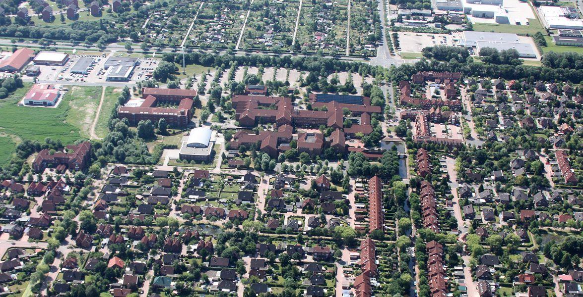 Unique Hochschule Emden Leer ueFlug Emden uc von Bin im Garten Eigenes