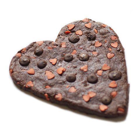 Cookie corazón para los amantes del dulce Lise y Leti