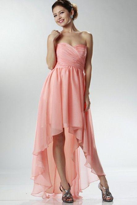 Halter A-line Chiffon Knee Length Prom Dress