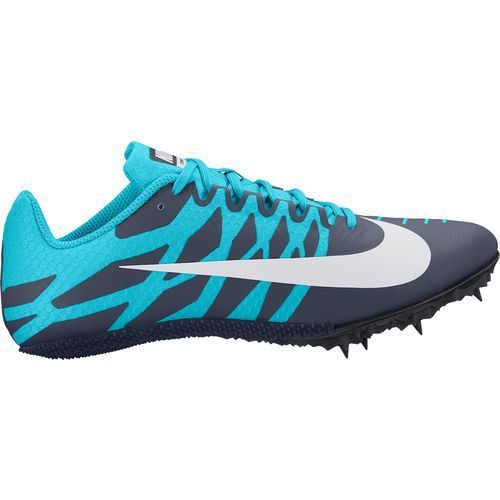 Nike womens zoom rival s 9 track spikes bluelight blue size 55 nike womens zoom rival s 9 track spikes bluelight blue size 55 track and field shoes at academy sports aloadofball Image collections