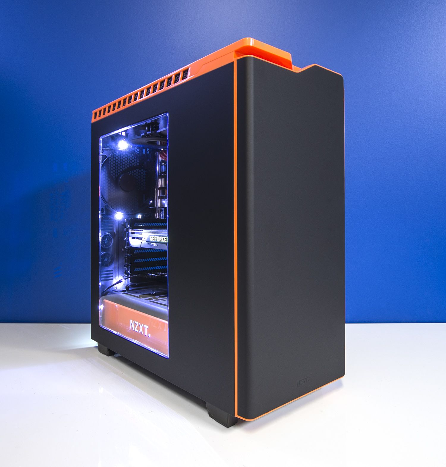 Pccg Sentry 980 Gaming System Custom Pc Pc Cases Computer Case