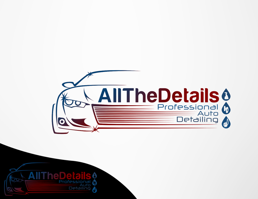 Help create a logo for my new auto detailing shop! by